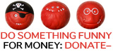 contribute to red nose day.